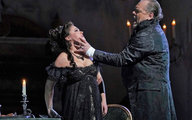 MET 2019/2020 Puccini: Tosca